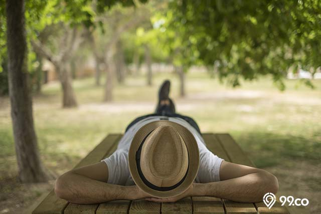 tidur siang sehat tidak berlebihan