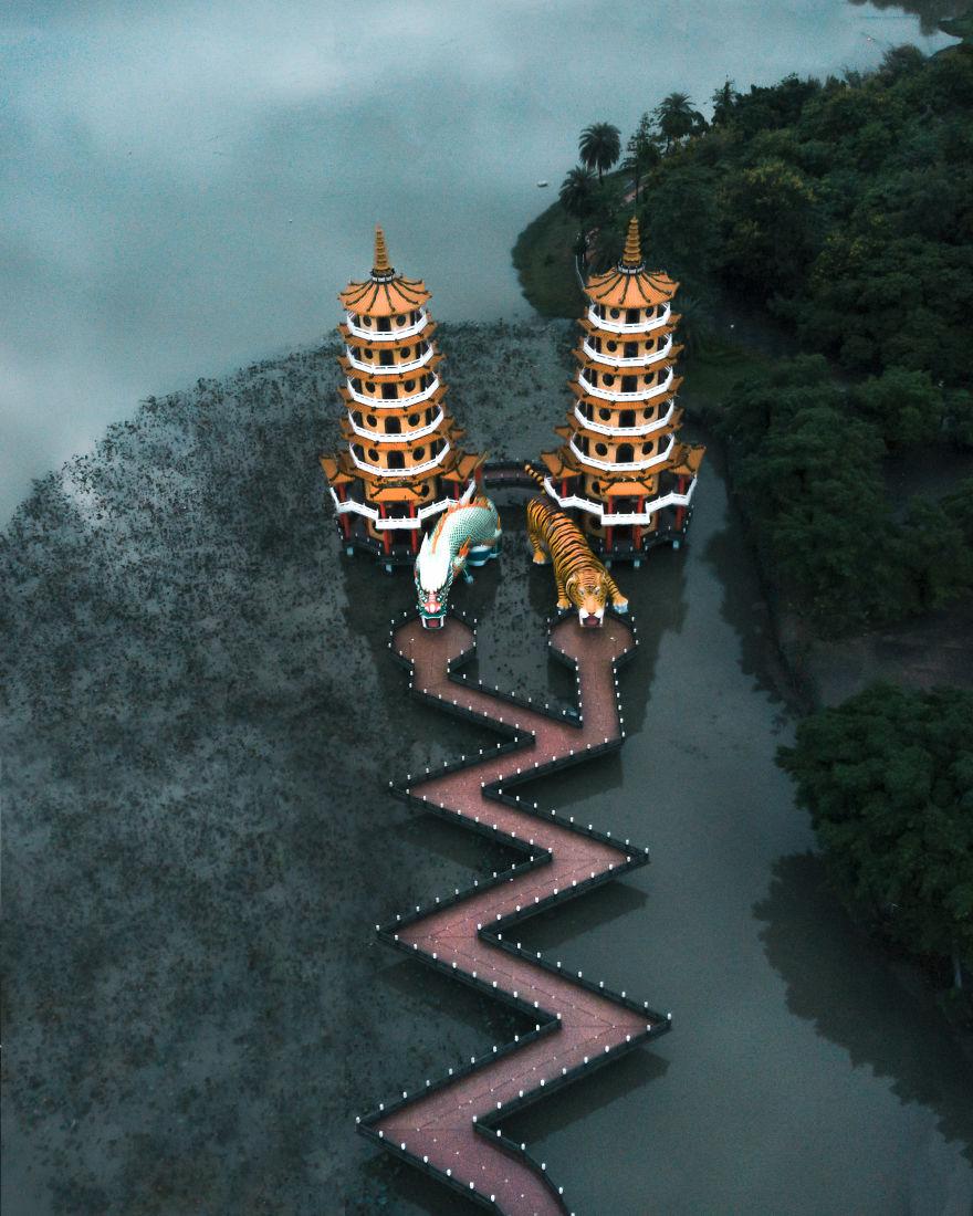kuil terindah di asia