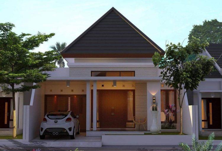 model rumah tipe 45
