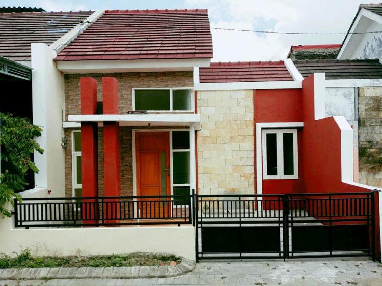 rumah tipe 45 sederhana