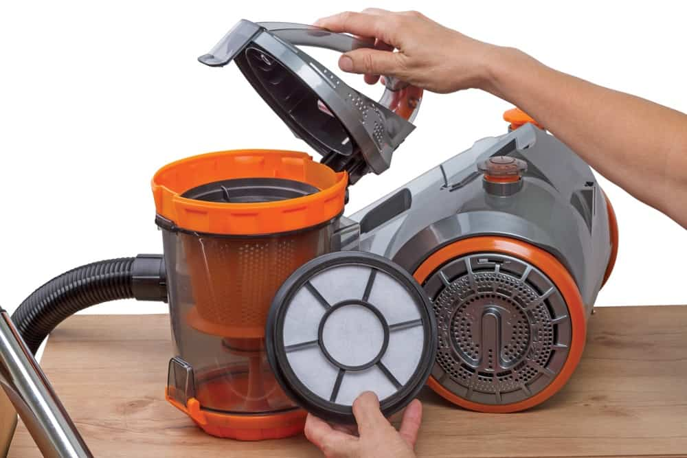 tips merawat vacuum cleaner