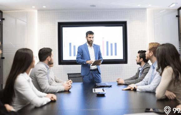 tips presentasi efektif