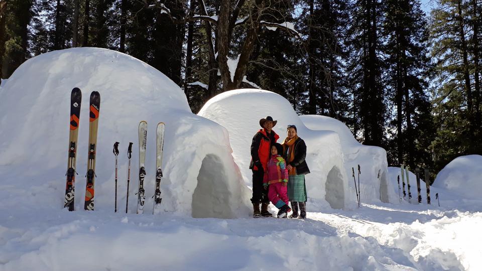 rumah orang eskimo