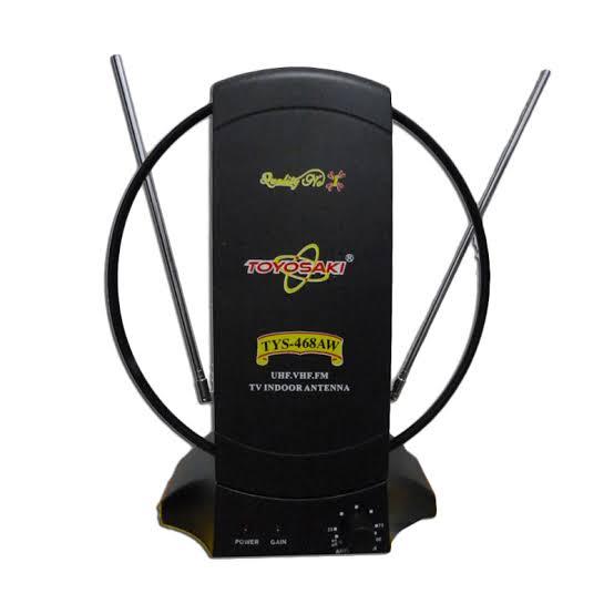 antena tv indoor toyosaki 468 aw
