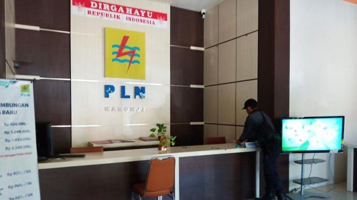 pembayaran listrik di kantor pln