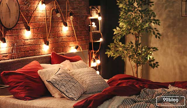 pencahayaan ruangan tidur