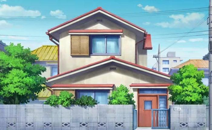 gambar rumah nobita