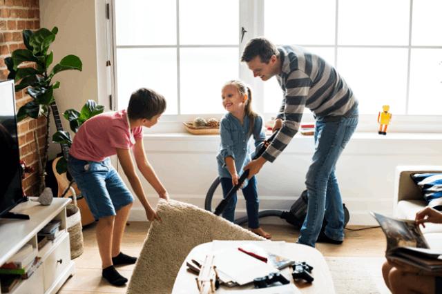 jadwal membersihkan rumah