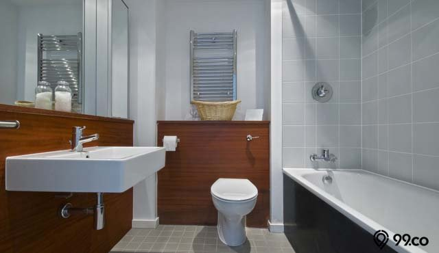 ukuran kamar mandi ideal