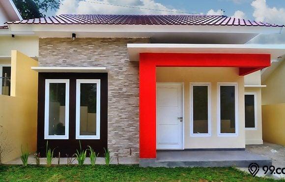 ukuran rumah minimalist type 45