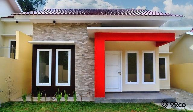 Ukuran Rumah Minimalis Type 45 Terbaik, Dilengkapi Denah Ruangan!