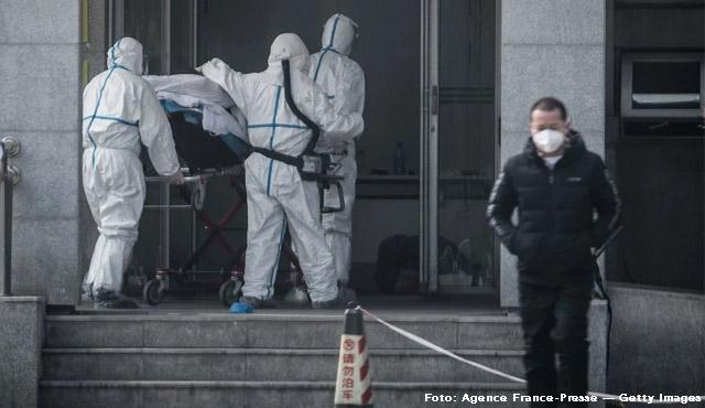 Tewaskan 6 Orang, Virus Korona dari China Menyebar ke Berbagai Negara. Sampai Indonesia?