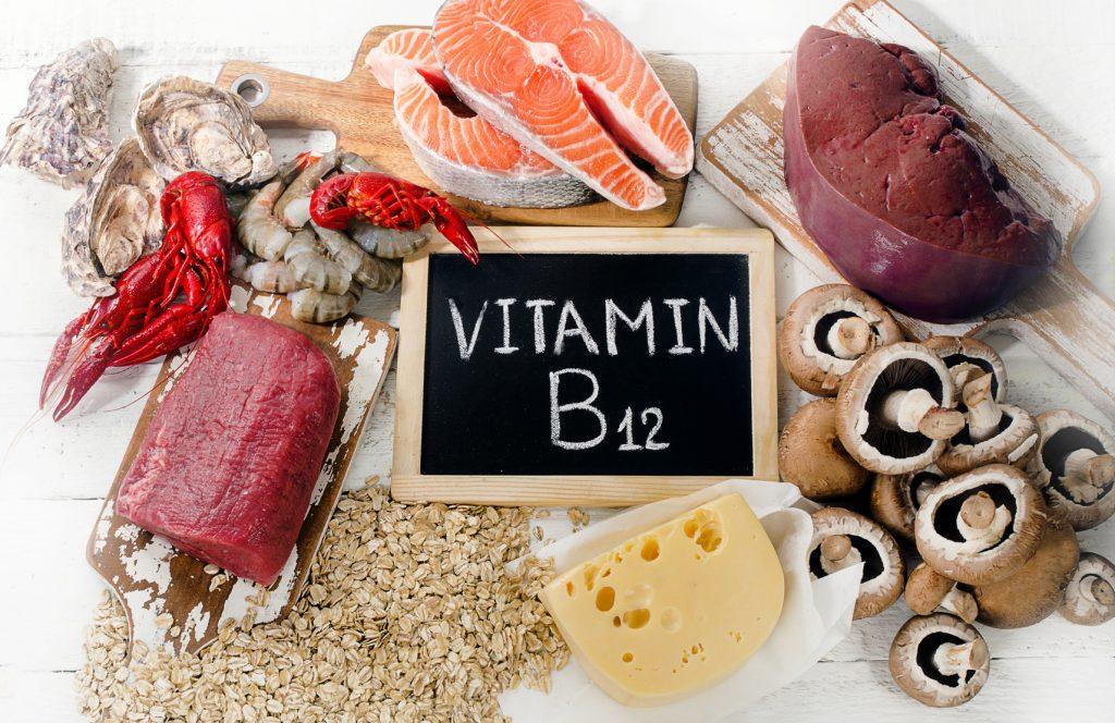 makanan mengandung vitamin b12