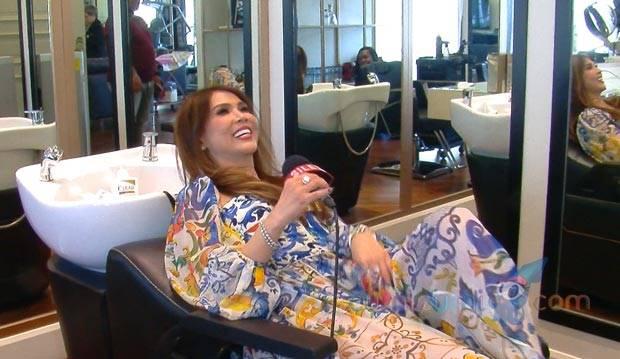 salon pribadi Helena Lim