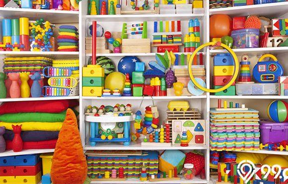 wadah mainan anak