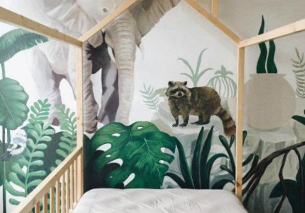 wallpaper flora dan fauna