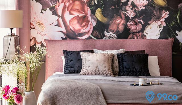 wallpaper kamar tidur
