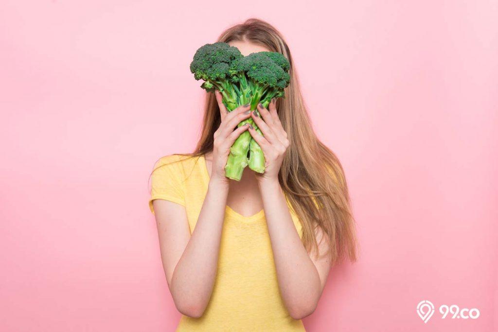 brokoli untuk kesehatan tubuh