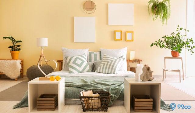 13 Warna Cat Kamar Tidur Yang Menenangkan Dijamin Santai Maksimal