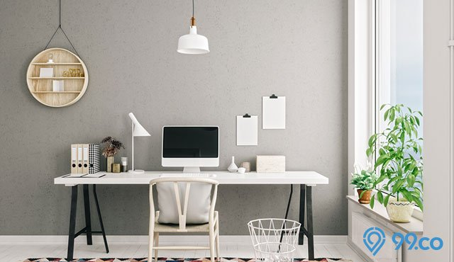 8 Inspirasi Warna Cat Rumah Sederhana yang Bikin Adem