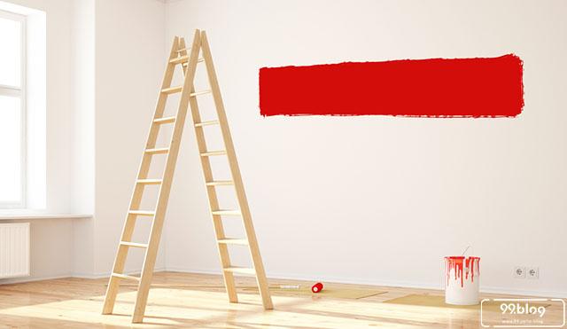 warna dinding kamar