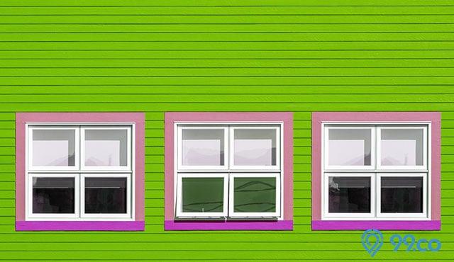 7 Inspirasi Cat Rumah Warna Hijau Bolu Pandan Untuk Fasad Hunian
