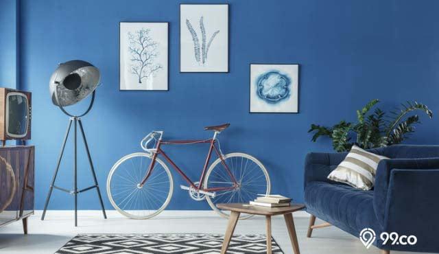 Tak Hanya Hitam dan Putih, Ini Inspirasi Desain Ruangan dengan Warna Monokrom!