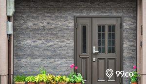 warna pintu rumah fengshui