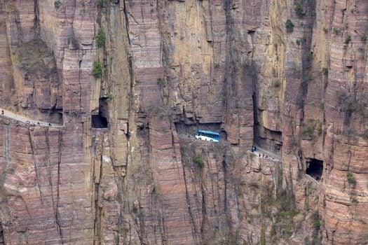 Guoliang Tunnel Road