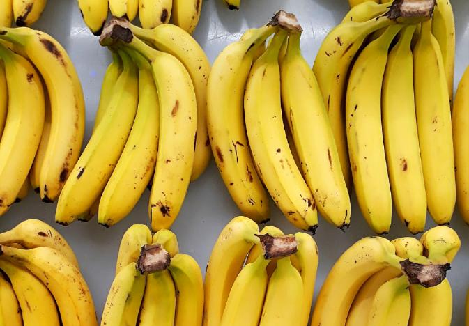 pisang buah penambah darah