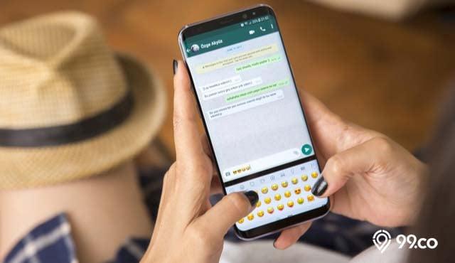whatsapp 2 akun 1 hp