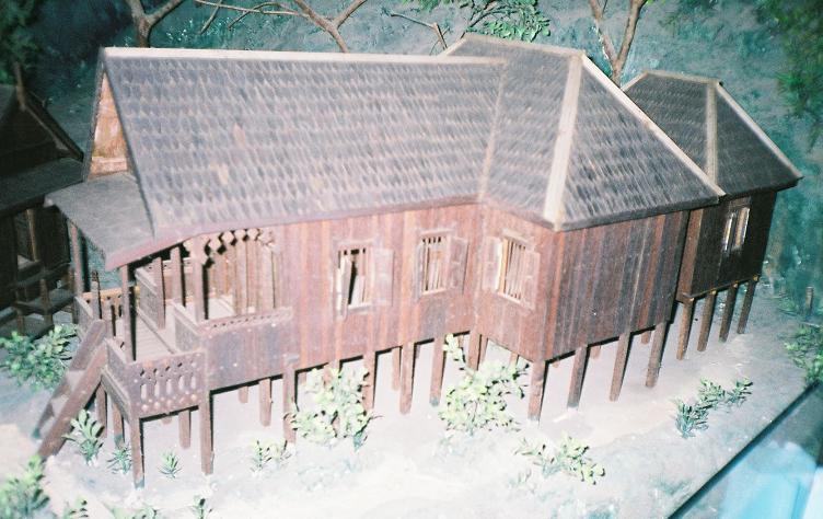 rumah Cacak Burung