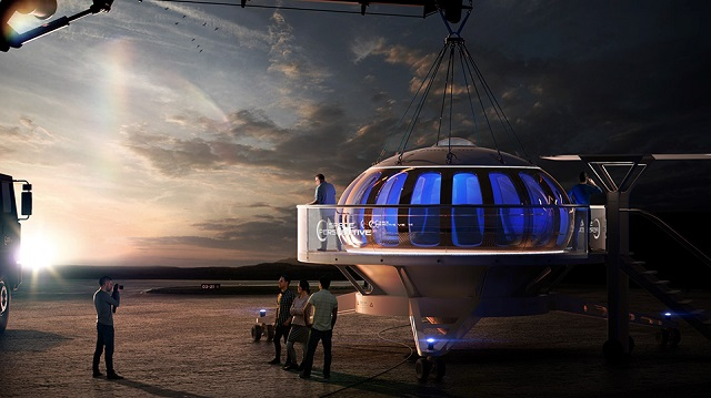 wisata luar angkasa