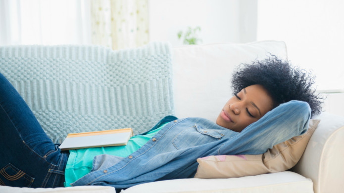 wanita tidur untuk cara menghilangkan ngantuk