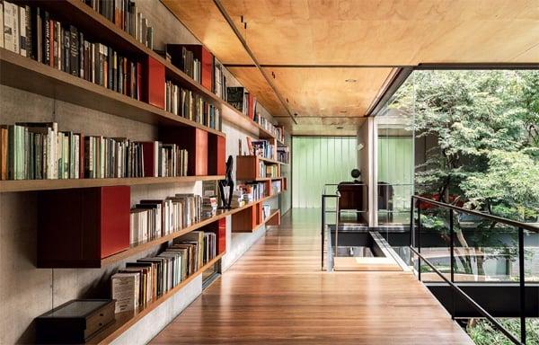 perpustakaan mini
