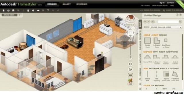 5 Aplikasi Desain Rumah Gratis Untuk Merancang Hunian Impian