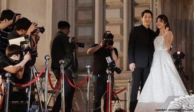 Potret Rumah Song Jong Ki dan Song Hye Kyo Saat Masih Rukun Sebagai Suami Istri