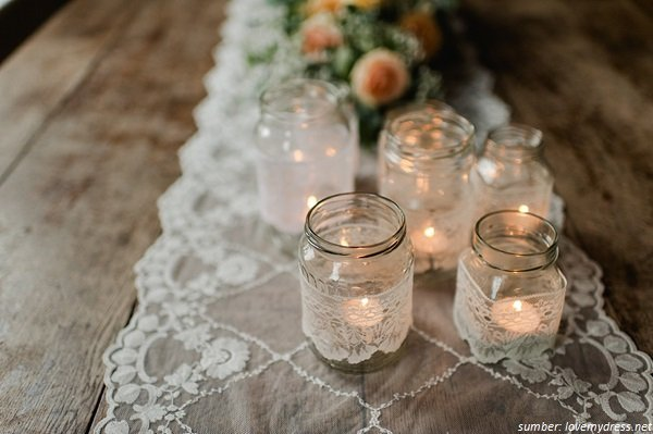 dekorasi bridal shower