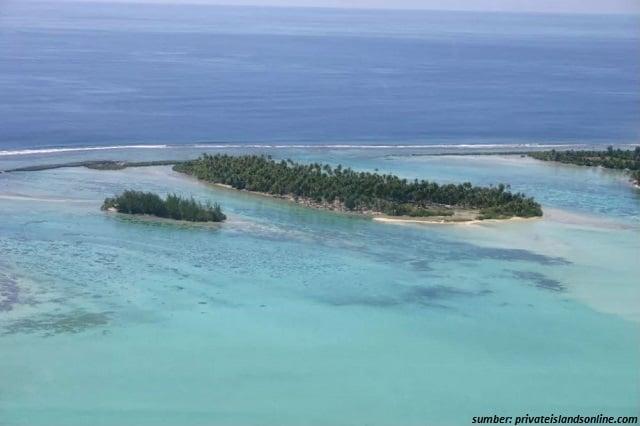 pulau pribadi dijual
