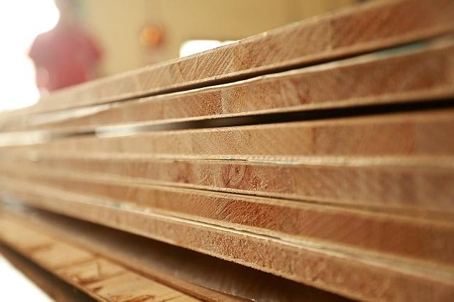 kayu blockboard