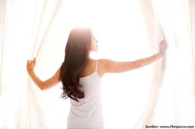 cara menghilangkan bau kamar tidur