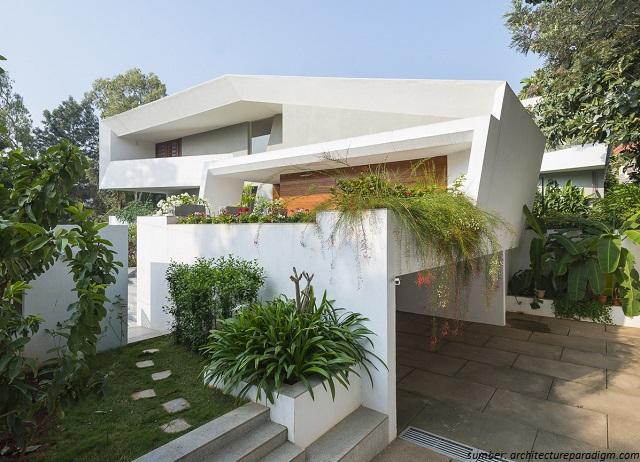 7 Desain Eksterior Hunian Untuk Inspirasi Membangun Rumah