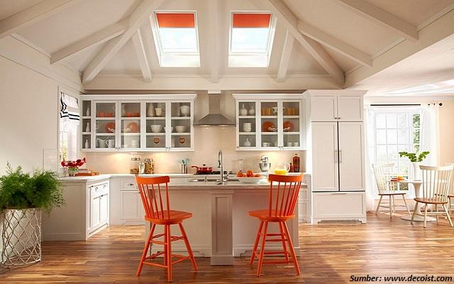 dapur skylight