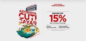 Price Lock Sinar Mas Land