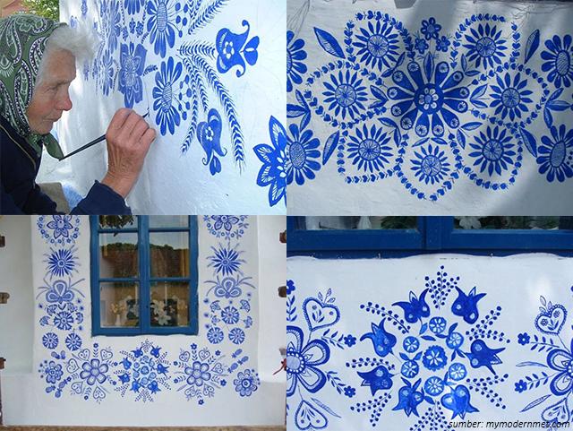 mural dinding di desa tua