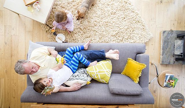 Mendekorasi Rumah dengan Karpet