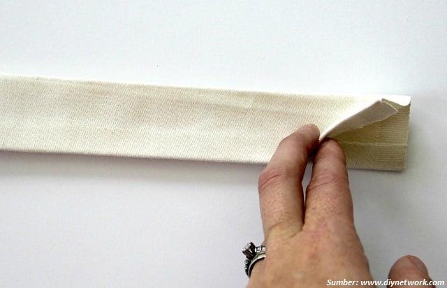 cara membuat karpet diy
