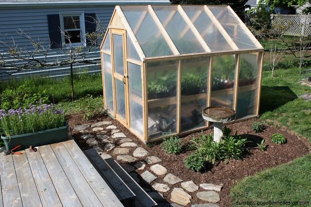 7 Desain Greenhouse Rumahan Yang Simpel Bikin Tanaman Sehat