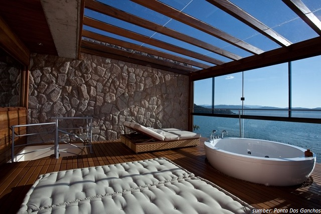 kamar mandi hotel terkeren