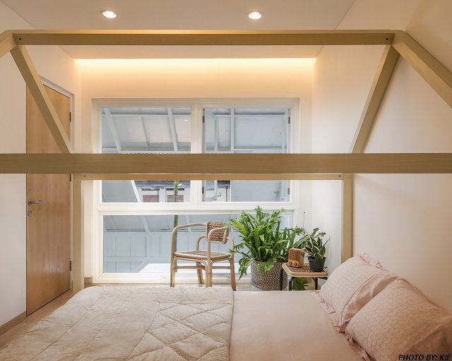 Desain Rumah Minimalis Luar Dan Dalam  27 gambar inspirasi rumah idaman dilengkapi desain denah